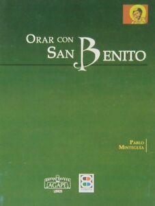 Orar con San Benito. NUEVO. Nacional URGENTE/Internac. económico. RELIGION