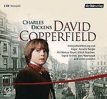 David-Copperfield-von-Dickens-Charles-Buch-Zustand-sehr-gut