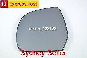 LEFT PASSENGER SIDE MIRROR GLASS FOR NISSAN MICRA K13 11//2011 Onward