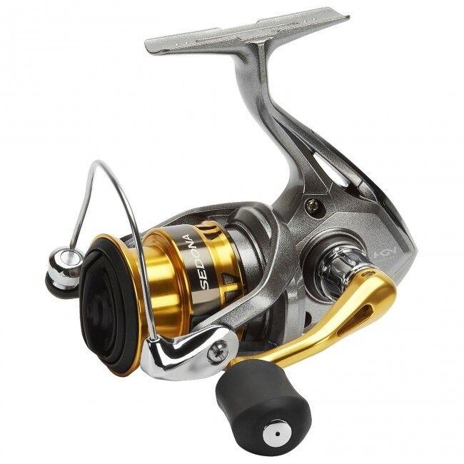 Shiuomoo Shiuomoo Shiuomoo Sedona Monter Moulinet Gamme Complète Disponible Spinning Prossoator Pêche 462