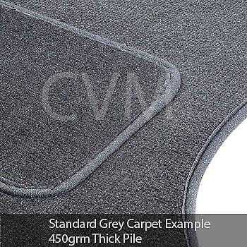 2001-2014 Vauxhall Vivaro Van Fully Tailored Choice of Carpet Car Floor Mats