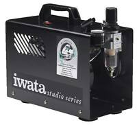 Iwata-madea Is925 Power Jet Lite Air Compressor on sale