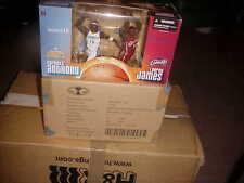 MCFARLANE NBA 2-PACK BOXED SET*C. ANTHONY  & L. JAMES**FACTORY SEALED CASE(2 ct)