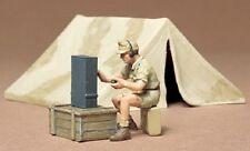 TAMIYA - 1:35 Plastic Model Kit - Tent Set Kit - CA174 - #35074