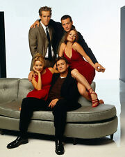 Two Guys and a Girl [Cast] (32712) 8x10 Photo