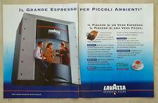 C436-Advertising Pubblicità-1998- LAVAZZA ESPRESSO POINT