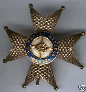 Espana-medalla-condecoracion-Orden-San-Fernando-1-Clase-Gran-Cruz