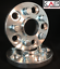 Mercedes-C-Class-W203-Alloy-Hubcentric-Wheel-Spacers-5x112-66-6-20mm-1-PAIR-M12 thumbnail 1