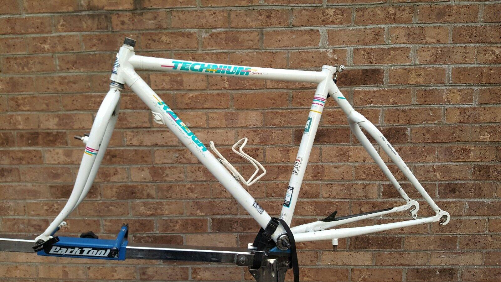 Raleigh The  ll Technium Frame Fork 80's Retro Mountain  Bike Aluminum Steel  best offer