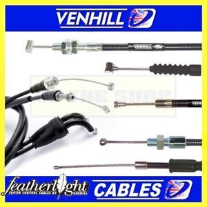 Venhill Featherlight Throttle Cable Montesa COTA 348 1976-78