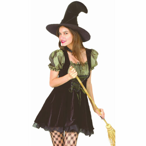 Charming Witch Women/'s Fancy Dress Costume Gorgeous