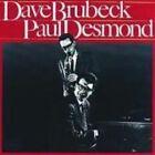 Dave Brubeck & Paul Desmond by Paul Desmond/Dave Brubeck/The Dave Brubeck Quartet (CD, Jul-1990, Fantasy)