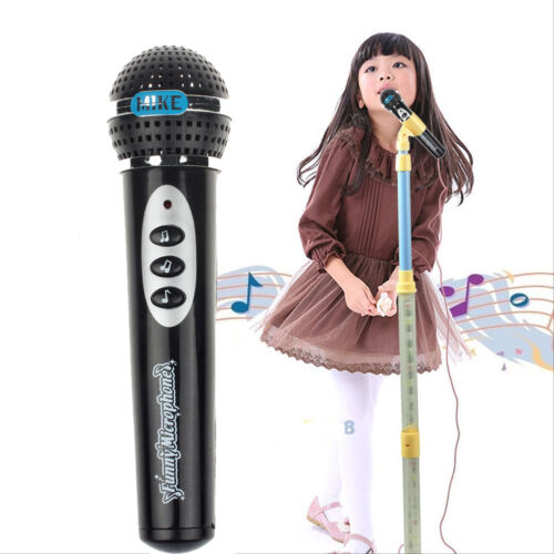 Creative Gifts Karaoke Singing Microphone Mic Music Toy For Child Girls Boys RG