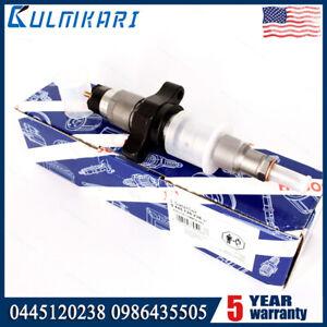 Diesel Injector 0445120238 0986435505 for 04-09 Dodge RAM 3500 Cummins 5.9l 2006