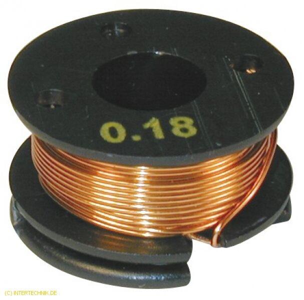 Intertechnik Bobine Aeree Bobina D'Arresto 0,47mH 0,45 mm 270011