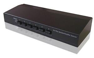 6-Way-Stereo-Speaker-Selector-Amplifier-Switch-Selector