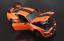 Maisto-1-18-2020-Ford-Mustang-Shelby-GT500-Diecast-Modelo-Coche-de-Carreras-Naranja-En-Caja miniatura 3