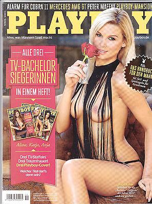 Playboy anja nejarri nackt GERMAN PLAYBOY