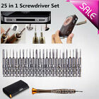 Hot 25 in 1 Torx Screwdriver Repair Tool Set For iPhone Laptop Cellphone WS