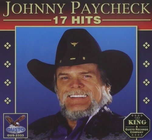Johnny Paycheck - 17 Hits [New CD]