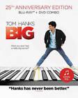 Big (Blu-ray/DVD, 2013, 2-Disc Set, 25th Anniversary Edition)