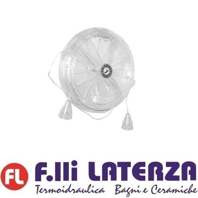 First Aireador Térmico Vidrio Imitación para Ventana Agujero 120mm - Diametro