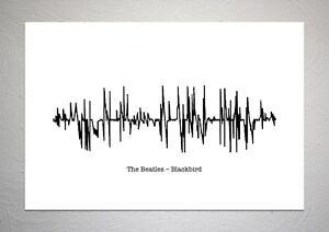 The-Beatles-Blackbird-Sound-Wave-Print-Poster-Art
