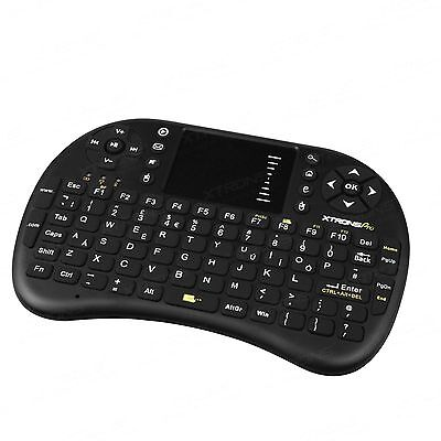 XTRONS Mini 2 4GHz Wireless Keyboard Mouse for PC XBox 360 PS4 Android TV  Box   eBay
