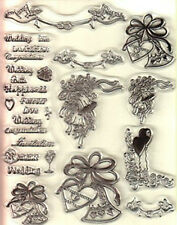Habico Wedding Images 1 Clear Stamp set [No.2]