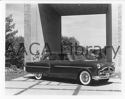 1952 Packard 200 Club Sedan Ref. #62062 Picture Factory Photo