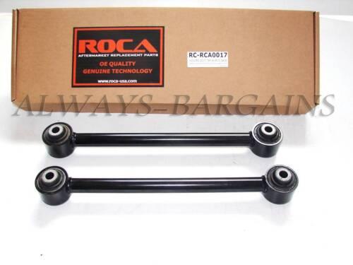 ROCAR Rear Lower Front Control Arm Bushing Fits Accord 03-07 TSX 04-08 TL 2pcs
