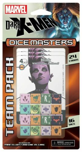 Marvel Dice Masters Dark X-Men Team Pack