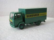 Herpa HO/1:87 MB Koffer Spedition Schenker Nürnberg (CC/1047-3S6/75)