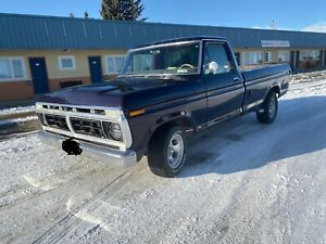 1974 ford f100 TRADES? $4500 till tomorrow ONLY