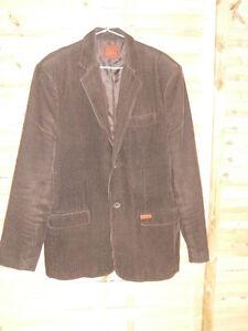 Veste homme, neuve , taille 54 en velours côtelé,   eBay