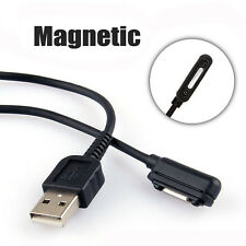 USB Charging Cable Charger Adapter New Magnetic For Sony Xperia Z1 Z2 Z3