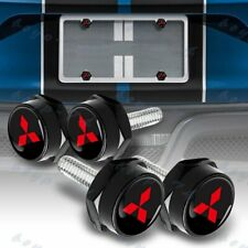 Universal Auto Car License Plate Bolts Frame Screw Caps Covers Logo for Buick