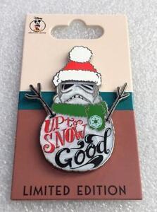 79f8e26a772cf DEC Disney Employee Star Wars Up To Snow Good Stormtrooper Christmas ...