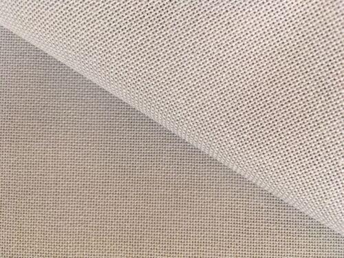 Marbre gris 27 Comte Zweigart même tissu à armure-Divers Taille Options