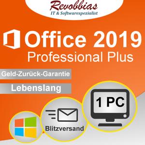 Microsoft Office 2019 Professional Plus Vollversion Für 1 PC - Berlin, Deutschland - Microsoft Office 2019 Professional Plus Vollversion Für 1 PC - Berlin, Deutschland