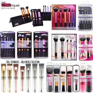 real techniques makeup brushesbold metal starter kit
