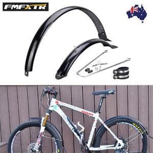 1-Pair-Fender-Full-Length-Plastic-MTB-Folding-Bike-Mudguard-Set-High-Strength