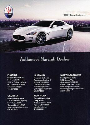 intro Classic Vintage Advertisement Ad PE100 2007 Maserati Quattroporte