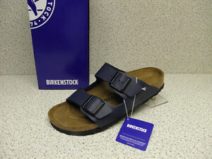 Birkenstock  Top Preis  Arizona  blau  Nr. 0051753 (Bi5)