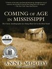 Coming of Age in Mississippi by Anne Moody 9781452641119 Cd-audio 2012