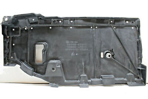 10-TOYOTA-PRIUS-REAR-UNDER-BODY-GUARD-PROTECT-SHIELD-58308-47011-OEM-11-12-14-15