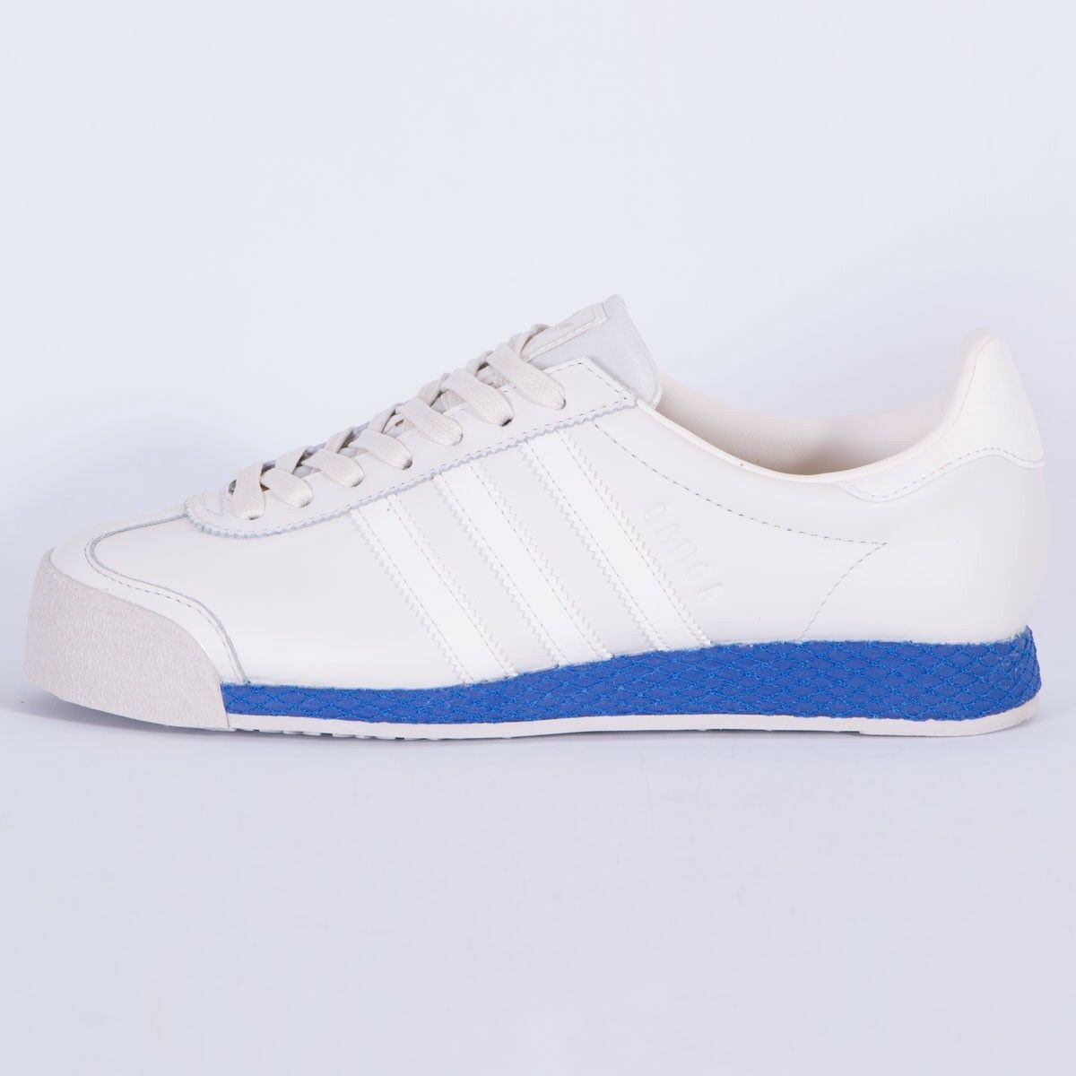 ADIDAS ORIGINALS SAMOA Vintage Uomo Donna Junior Boys sneaker Bianco