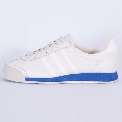 ADIDAS ORIGINALS SAMOA VINTAGE MENS WOMENS JUNIORS BOYS TRAINERS UK SIZE 5 WHITE