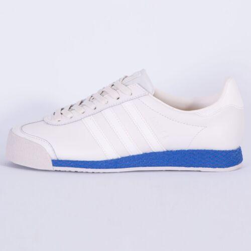more photos ac2cc 03966 Vintage Uomo 5 Adidas Junior ginnastica Samoa Originals Uk Bianco Uomo  taglia Scarpe Donna da qZ6RZ