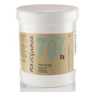 Naissance-Aloe-Vera-Gel-500g-Feuchtigkeitspflege-parfuemfrei-vegan